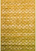 Cornermill Court Perry Designer Rug, H&G Green 160x230cm