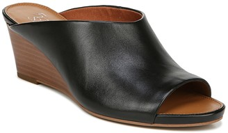 Franco Sarto Sublin Leather Wedge Sandal