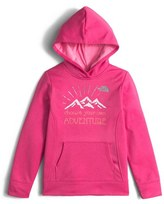 The North Face Girl's 'Surgent' Fleece Pullover Hoodie