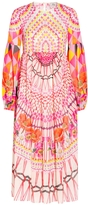 Temperley London Day Dream Printed Dress