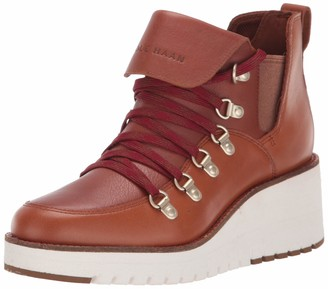 Cole Haan Women's Zerogrand WDG Hkr Wp Ankle Boot