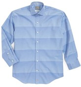 Thomas Dean Stripe Dress Shirt (Big Boys)