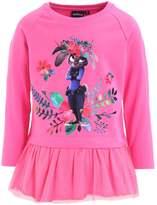 Disney ZOOTOPIA Sweatshirt pink