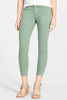 Big Star Alex Colored Stretch Twill Ankle Skinny Jeans