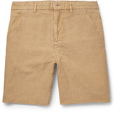 Our Legacy - Linen And Cotton-blend Shorts