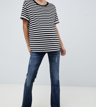 Mama Licious Mamalicious Flare Jeans