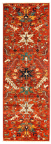 Solo Rugs Ziegler Hand-Knotted Wool Runner