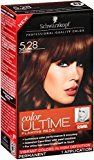 Schwarzkopf Ultime Hair Color Cream, 5.28 Cocoa Red, 2.03 Ounce