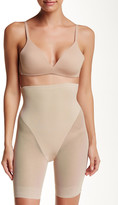TC Fine Shapewear High Waist Sheer Thigh Slimmer Shapewear