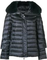 Hetregó fur trimmed padded jacket