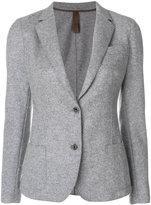 Eleventy classic knitted blazer
