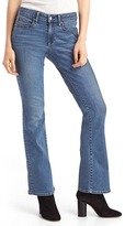 Gap Mid rise curvy perfect boot jeans