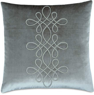 "Eastern Accents Venice Scroll Pillow, 20""Sq."