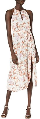 Paige Jade Dress (Mecca Orange Multi) Women's Clothing