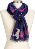 Old Navy Women's Gauze Animal-Print Scarves