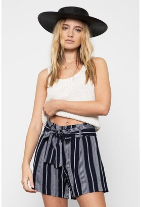 Stripes Fashion And Beauty Stripes Fashion and Beauty - Katy Shorts Mediterranean Stripe - S
