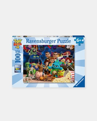 Ravensburger Blue Puzzles - Disney Toy Story 4 100-Piece Puzzle - Teens - Size One Size at The Iconic