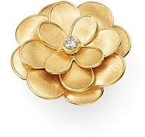 Marco Bicego 18K Yellow Gold Petali Diamond Ring