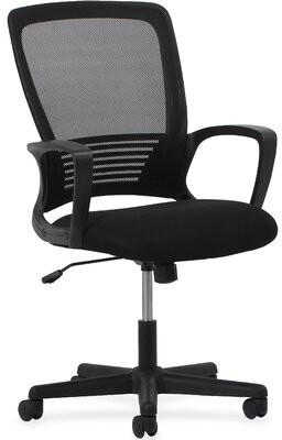 Lorell Sandwich Seat Mesh Task Chair