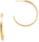 Gorjana Paloma Hoop Earrings
