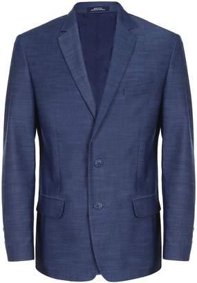 Chaps Boys 8-18 Plain Woven Blazer