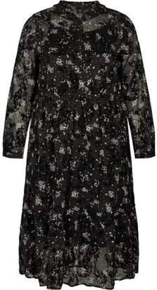 Zizzi Bohemian Midi-Dress