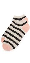 Madewell Stripe Anklet Socks