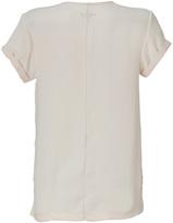 Rag and Bone Rag & Bone The Pocket Ivory T-Shirt