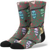 Stance B515D17XMA Boys' Xmas Creature Sock, Multicoloured - L