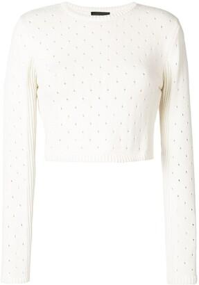 Cashmere In Love Britta cropped sweater