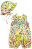 Luli & Me Garden Smocked Set