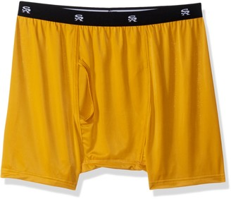 Stacy Adams Men's Big and Tall Boxer Brief