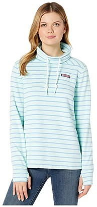 Vineyard Vines Garment Dye Atlantic Wash (Crystal Blue) Women's Clothing
