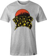 Famous Stars & Straps Men's Zapped Logo-Print T-Shirt
