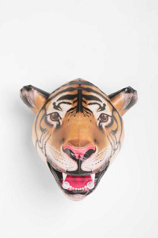 Urban Outfitters Inflatable Tiger Head