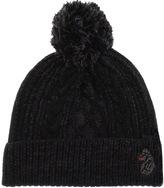 Luke 1977 Bailey Bobble Hat Black