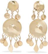 Ariana Boussard-Reifel - Riobamba Gold-tone Earrings