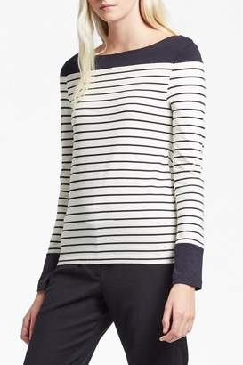 French Connection Striped Breton Tshirt