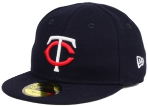 New Era Minnesota Twins Authentic Collection My First Cap, Baby Boys