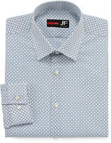 Jf J.Ferrar JF Easy-Care Stretch Slim Fit Long Sleeve Dress Shirt