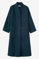 Toast Wool Alpaca Long Coat