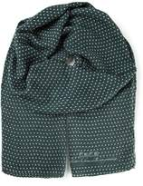 fe-fe polka dot patterned tubular scarf