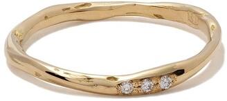 Wouters & Hendrix Gold 18kt yellow gold Diamond band