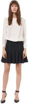 Rebecca Taylor Novelty Texture Skirt