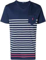 Polo Ralph Lauren nautical stripes T-shirt