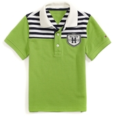 Tommy Hilfiger Final Sale-Colorblocked Polo