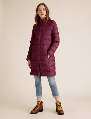 Marks and Spencer Feather & Down Puffer Coat