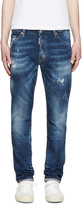 DSQUARED2 Blue Galaxy Cool Guy Jeans