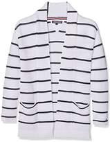 Tommy Hilfiger Girl's Long Stripe Cardigan