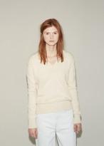 Hache V-Neck Sweater